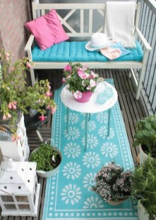 The best balcony apartment design highly recommended 23