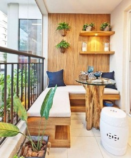 The best balcony apartment design highly recommended 27