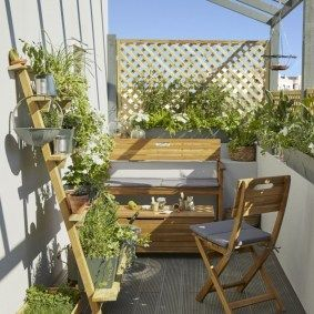 55 The Best Balcony Apartment Design Highly Recommended