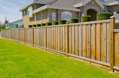 The best fence wooden design that you can try in your home 01