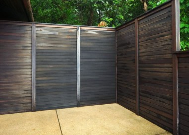 The best fence wooden design that you can try in your home 12