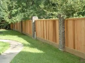 The best fence wooden design that you can try in your home 17