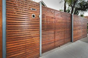 The best fence wooden design that you can try in your home 20
