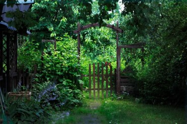 The best gate design ideas that you can copy right now in your home 07