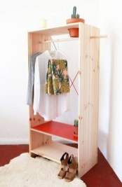 The best diy for wardrobe that you can try 23