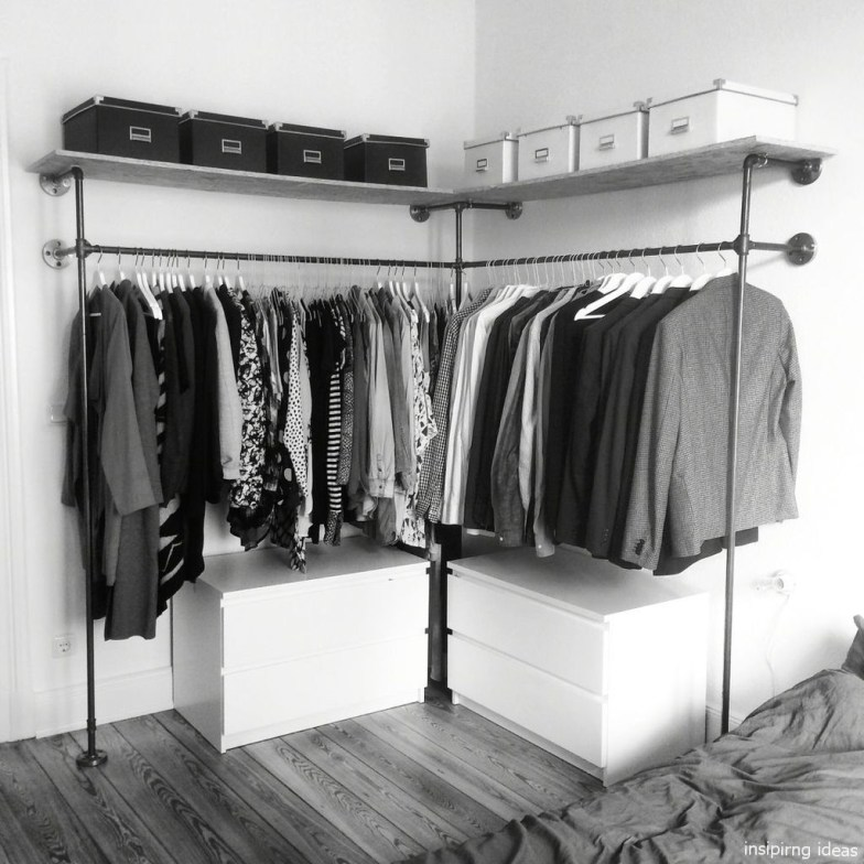The best diy for wardrobe that you can try 34