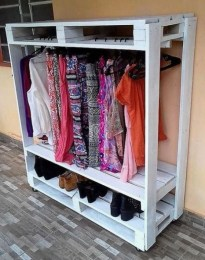 The best diy for wardrobe that you can try 38