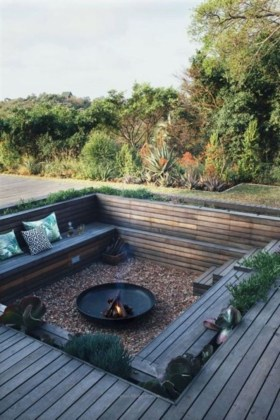 The best exterior design for the backyard is very inspiring 24