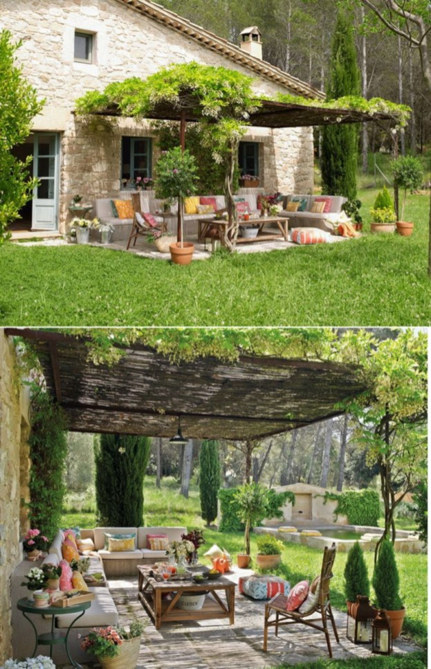 The best exterior design for the backyard is very inspiring 25