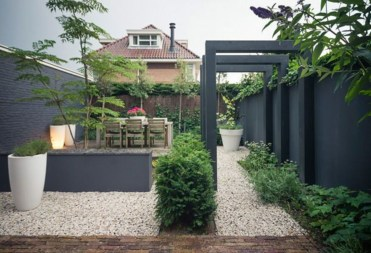 The best exterior design for the backyard is very inspiring 45