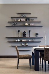 Amazing artistic wall design ideas for simple your home 09