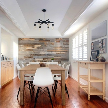 Amazing artistic wall design ideas for simple your home 14