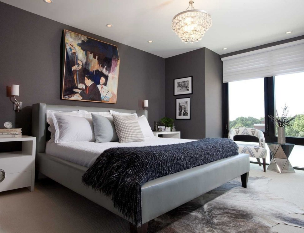 Amazing artistic wall design ideas for simple your home 23