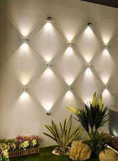 Amazing artistic wall design ideas for simple your home 47