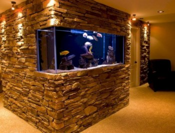 Aquarium design ideas that make your home look beauty 01