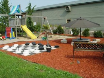 Backyard design ideas for kids 10
