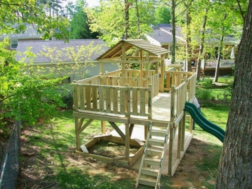 Backyard design ideas for kids 12