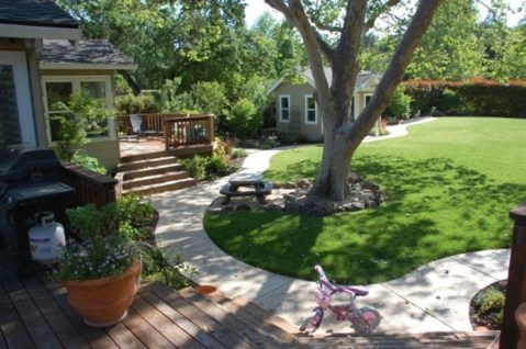 Backyard design ideas for kids 14
