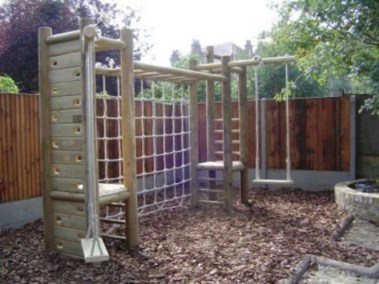 Backyard design ideas for kids 23