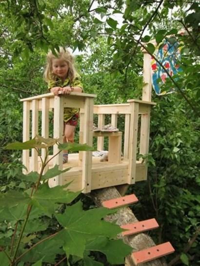 Backyard design ideas for kids 30