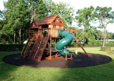 Backyard design ideas for kids 32
