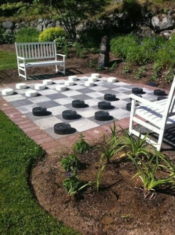 Backyard design ideas for kids 40
