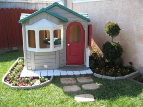 Backyard design ideas for kids 43