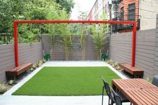Backyard design ideas for kids 44