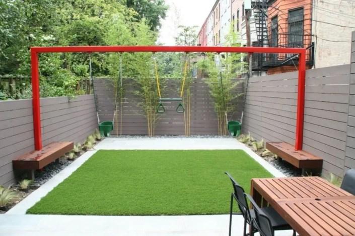 Backyard design ideas for kids 44