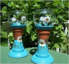 Flower pot decoration ideas that you can try in your home 03