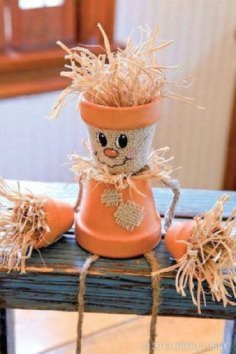 Flower pot decoration ideas that you can try in your home 19