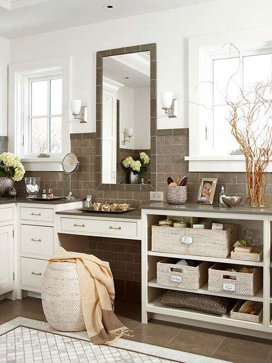 How to store in closet in the bathroom that inspiring 04