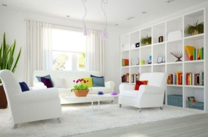 Minimalis interior design that you can try in your dream home 07