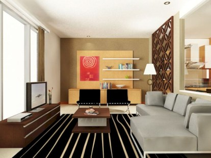 Minimalis interior design that you can try in your dream home 20
