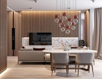 Minimalis interior design that you can try in your dream home 32
