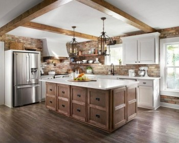 Modern kitchen design ideas you can try in your dream home 29