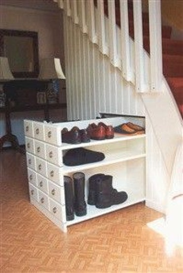 Smart hidden storage solution design that you can try in your home 09