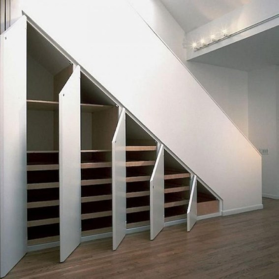 Smart hidden storage solution design that you can try in your home 12