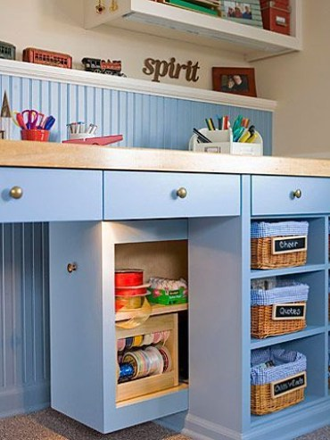 Smart hidden storage solution design that you can try in your home 17