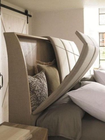 Smart hidden storage solution design that you can try in your home 31