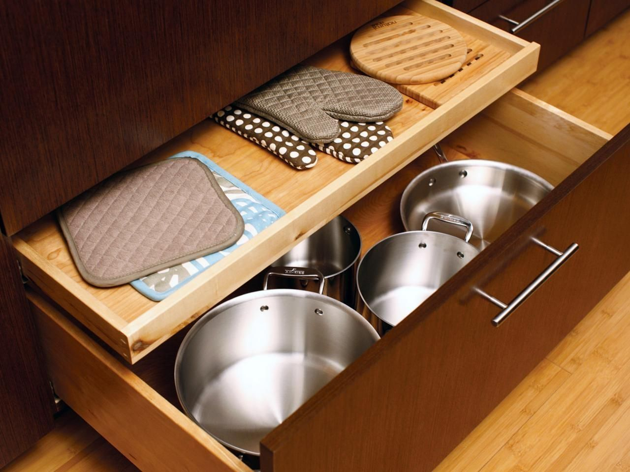 Smart hidden storage solution design that you can try in your home 38