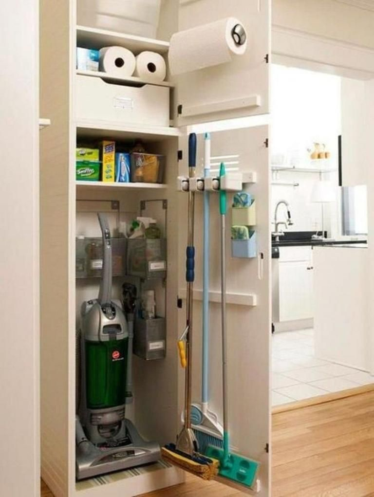 Smart hidden storage solution design that you can try in your home 40