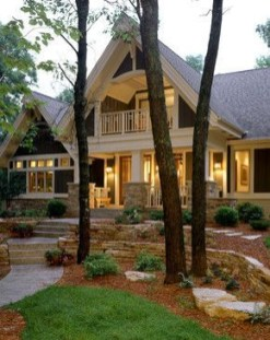 The best and stunning front yard design 29