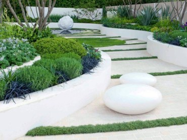 The best and stunning front yard design 37