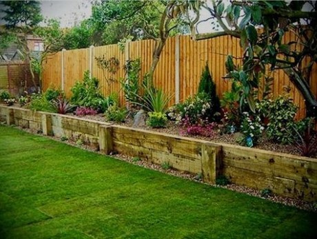 The best and stunning front yard design 45