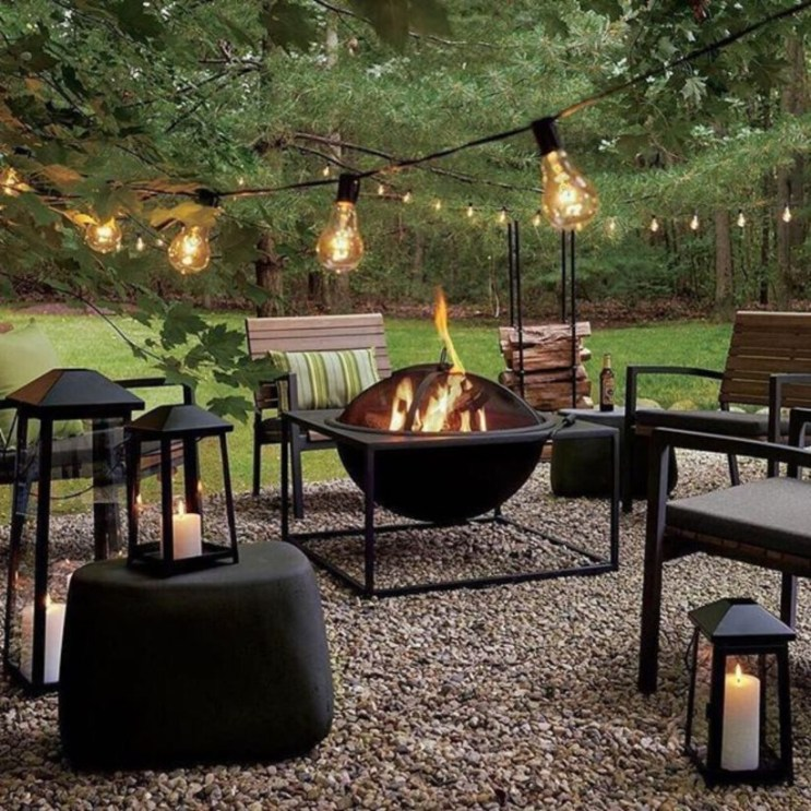 The best backyard design ideas for family gathering parks 33