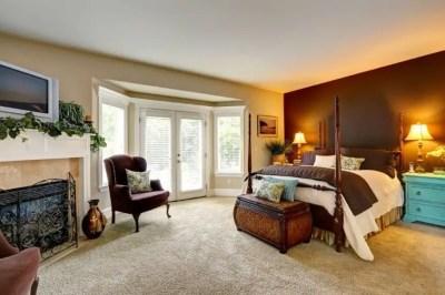 The best design of the carpet floor bedroom that inspiring 31