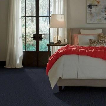 The best design of the carpet floor bedroom that inspiring 38