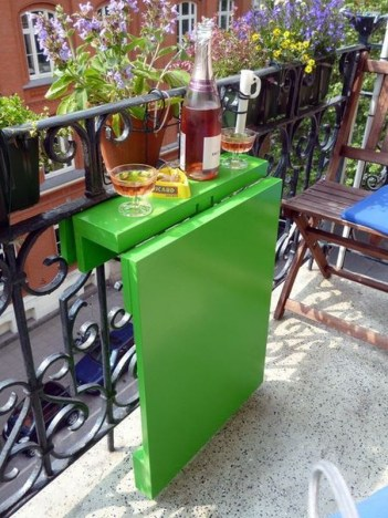 The best mini bar design ideas in balcony apartment 03