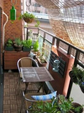 The best mini bar design ideas in balcony apartment 07